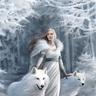 Larka, Königin der Silberwölfe