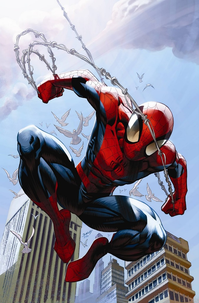 """Peter Parker """"The SpiderMan"""""""