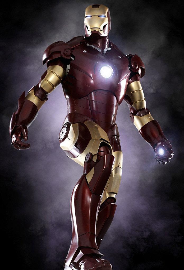 "Tony Stark ""Iron Man"""