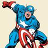 """Steve Rogers """"Captain America"""""""