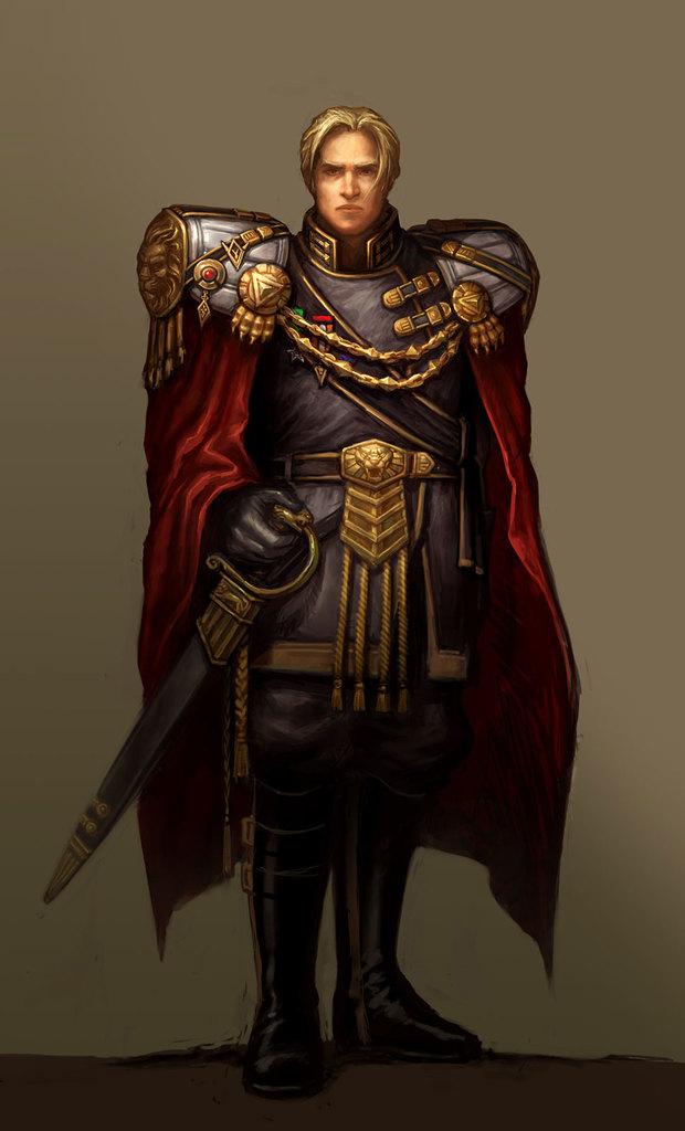 Commodore Vigilus Girad