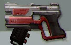 Gyrojet Guns