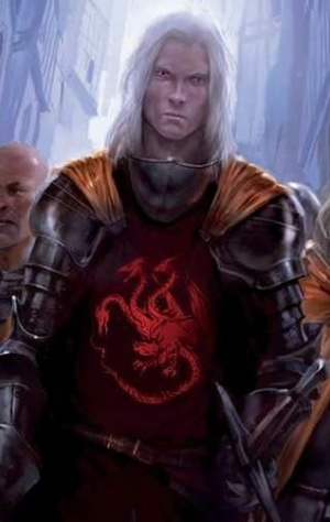 "Ser Francis Pyremount ""The Dragon Knight"""