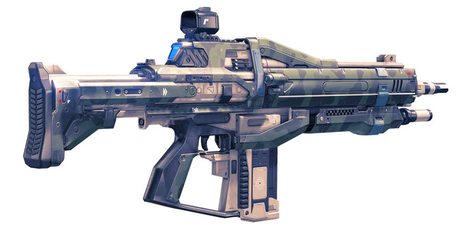 Mauser 960 Assault System
