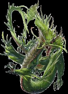 Jirae, Azure Dragon of the East