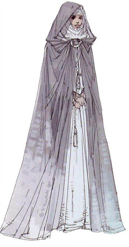 High Priestess Justicia