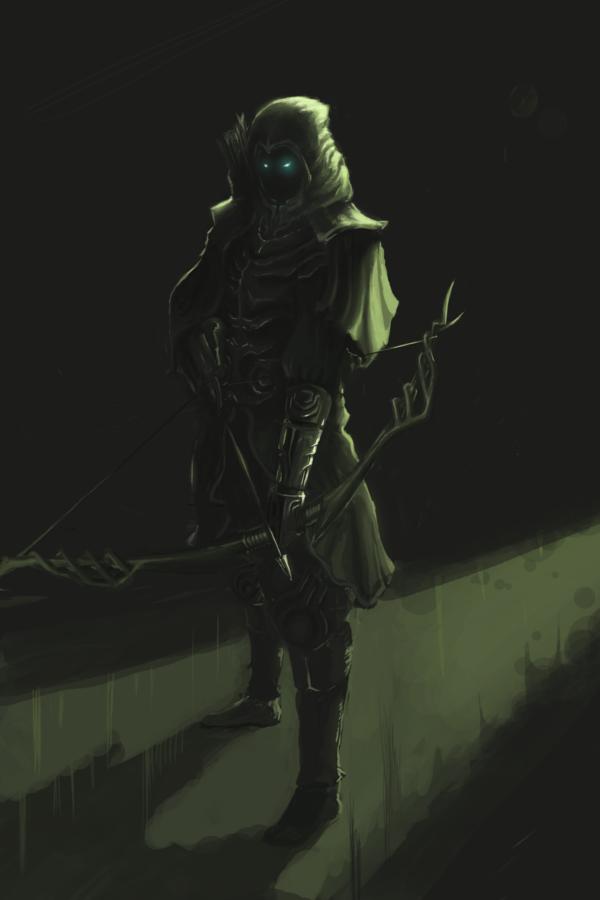 Verdant Hunter