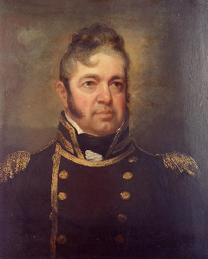 Admiral Lord Weldon
