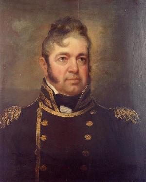 Admiral Lord Weldon