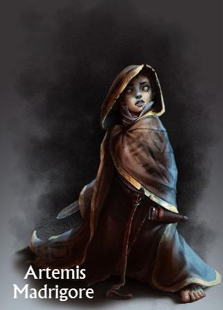 Artemis Madrigore
