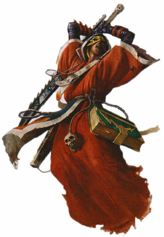 Archillius Pilgrim of the Purge Path