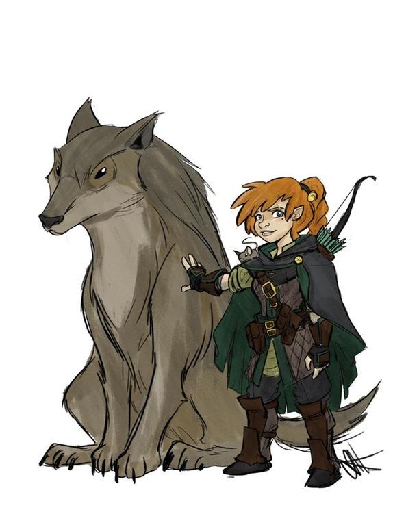 Luna WolfSister