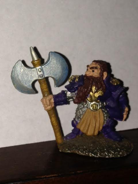 Thoragar of clan Battlehammer