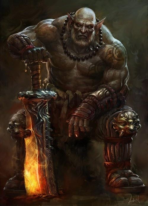 Grrimwolf Greatcleave