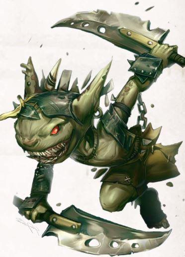 (Enemy) Goblins