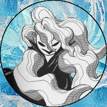 Mask of Ice