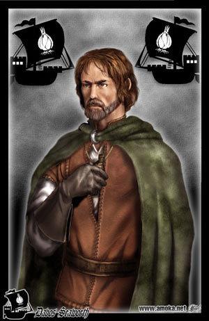 Ser Davos of Seaworth