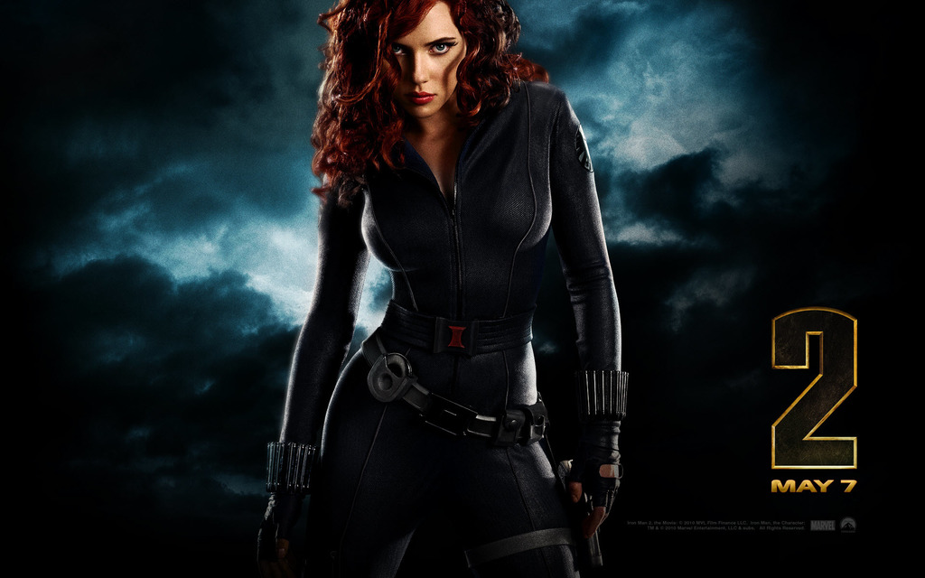 "Natasha Romanova ""Black Widow"""