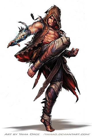 Darius Yama