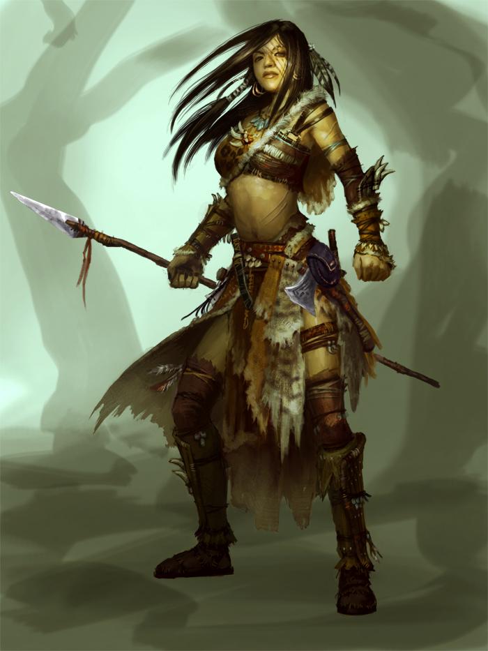 Chieftain Darioth Wolfmane