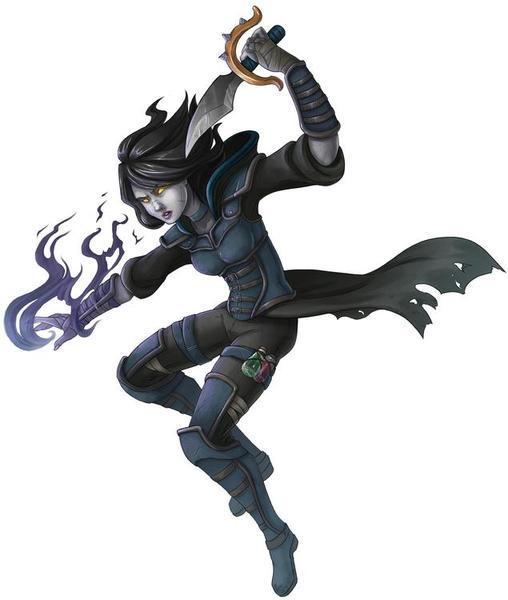 Zaitherin Shadowspinner
