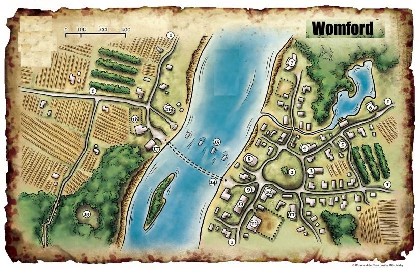 Location- Womford