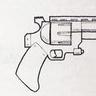 "Westingkrup Model 20 ""Scalptaker"" Revolver"