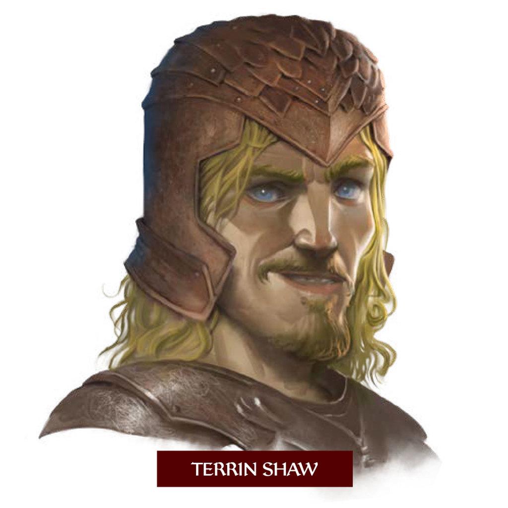 Terrin Shaw