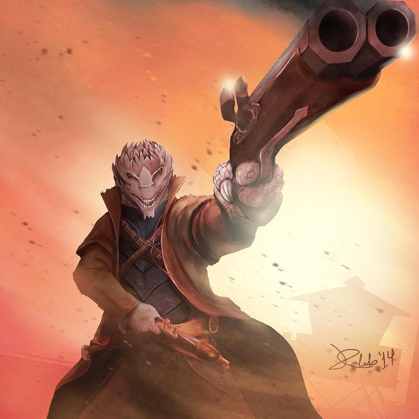 Lone Gunner