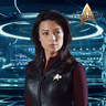 USS Claymore - Commander Yari Kim
