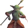 Goblin Monk (WIP)