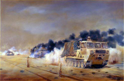 "J-27 ""Landram"" Ordnance Transport"