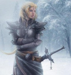 Sidhe of the Winter Court