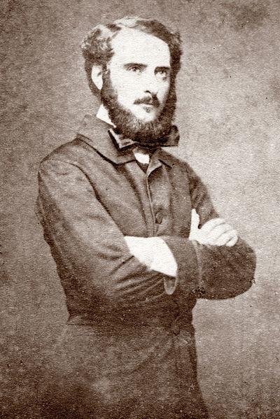 """Charles Wilkins """"CW"""" Webber"""