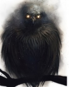 The Bird of Ill Omen