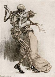 Lo scheletro che balla