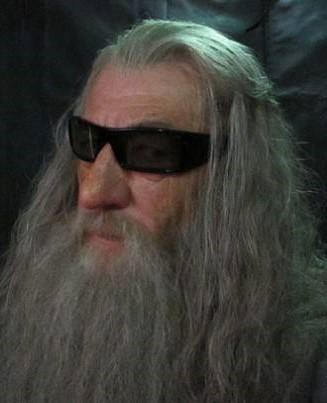 Gandalf Greyhame Stormcrow Olórin Incánus Tharkûn Mithrandira Láthspell the Grey