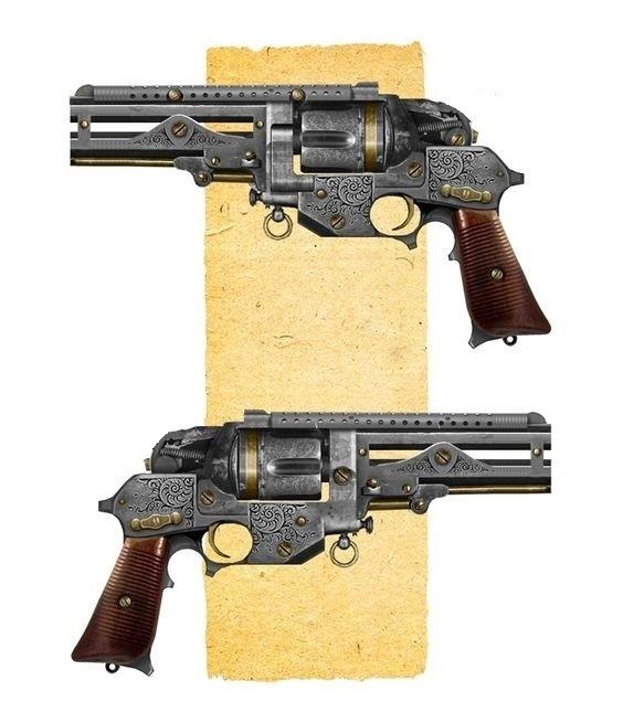 Magnetic Pistol