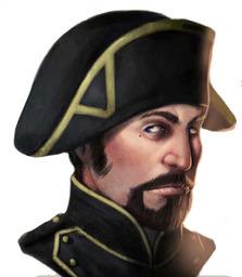 Commander Kyan Kain