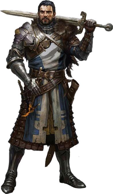 Captain Orich Mordend