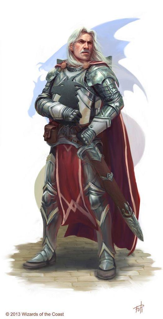 General Morshen Draven