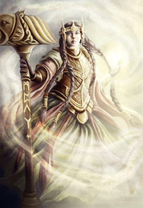 Queen Amber Frostbeard
