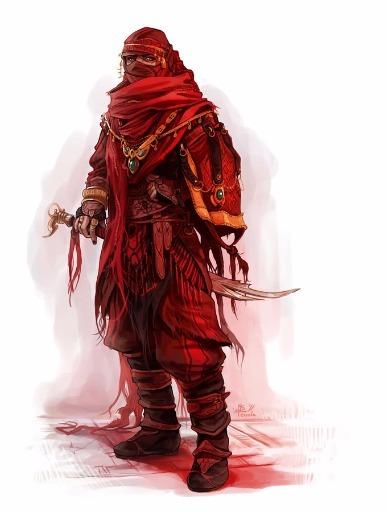 """Al'Akir """"Reaper"""" Morgraine"""