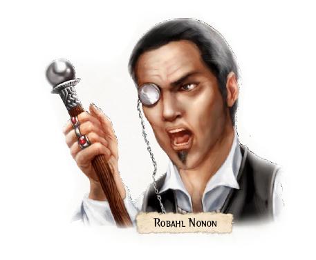 Robahl Nonon