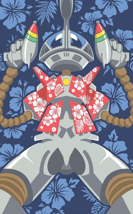 GF15-001NA-HIP Kamehameha Gundam