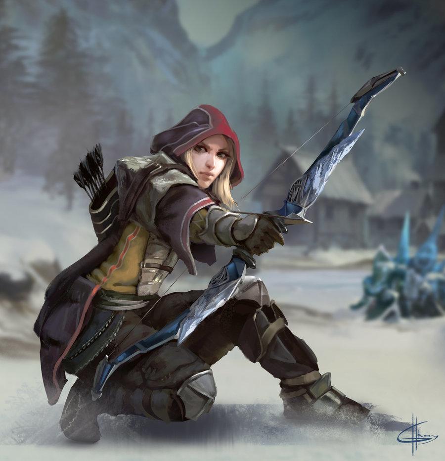 High Ranger Loranthia