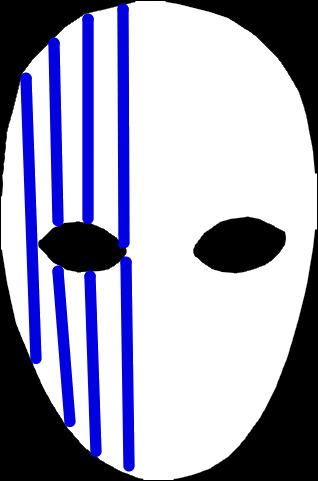 Ben Toma's Soul-Bonded Mask
