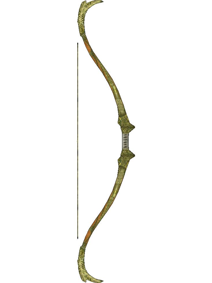 Ironwood Bow of Echer'Naught