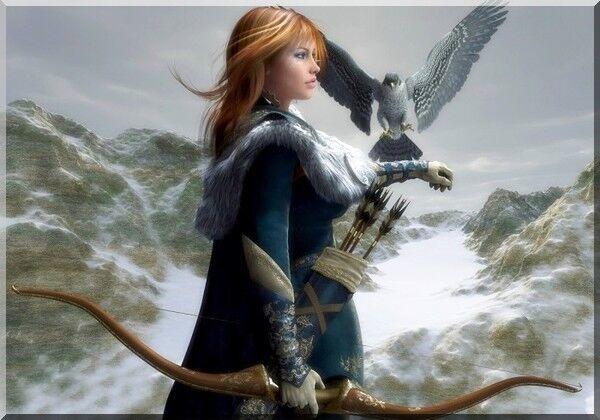 "Irierath Huntinghawk Raerdrimne ""The Butcher"""