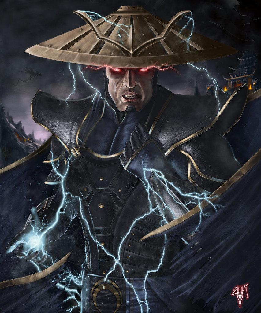 Raiden* Książę Piorunów